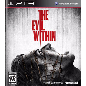 The Evil Within - A Pronta Entrega - Ps3 - Original - Psn