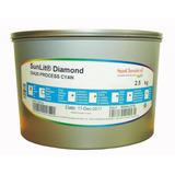 Tintas Para Offset Sunchemical Diamond - Exact X 2,5 Kilos