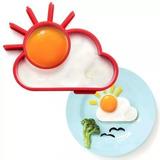 Molde Para Huevos Estrellados Pancakes Con Forma De Amanecer