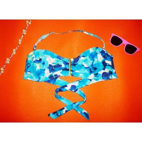Top Playa Marca Calvin Klein Talla Extra Grande