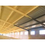 Aplicacion Poliuretano Expandido Relleno Steel Framing