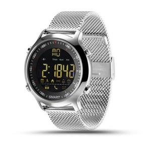 Sport Smartwatch Ex18 Reloj Deportivo Inteligente Agua