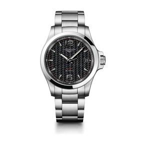 b15d9d76d3d Relogio Longines Conquest Misto Automatico - Relógios De Pulso no ...