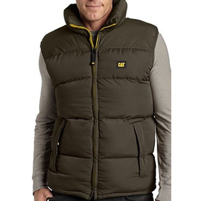 Chalecos Caterpillar Quilted - Varios Colores