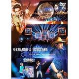 Dvd Fernando & Sorocaba Sinta Essa Experiência Frete R$12,00
