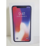 Apple Iphone X De 256 Gb Gris Espacial (desbloqueado)