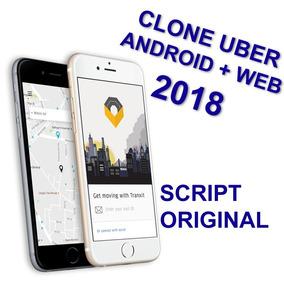 Script Tranxit Script Uber Clone Android + Web