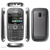 Nokia Asha 302 + Wi-fi + 3g + 3.2 Mpx +qwerty - Novo