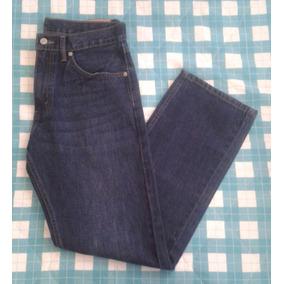 Blue Jean Oscuro De Caballero Marca Levi