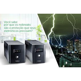 Nobreak Intelbras 600 Va Xnb 600 110v 12x Frete Grátis