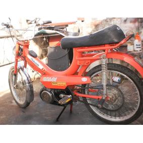 Antiga Mobilete Caloi. Ciclomotor, 50cc. Linda