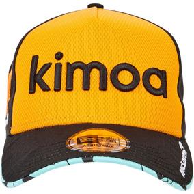 Gorra Fernando Alonso Mclaren New Era Kimoa Curva Unitalla 0ab47f6cbb5