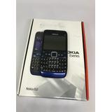 Nokia E63 Qwerty, 3g Wifi Bluetooth Desbloqueado - Usado