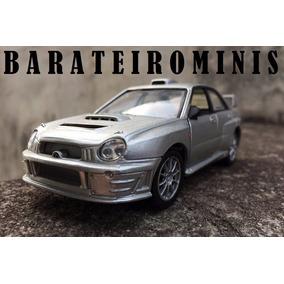1:32 Subaru Impreza Wrx Sti Welly Barateirominis