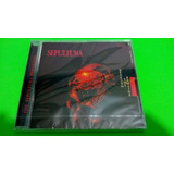 Sepultura - Beneath The Remains (cd Álbum, Alemania)