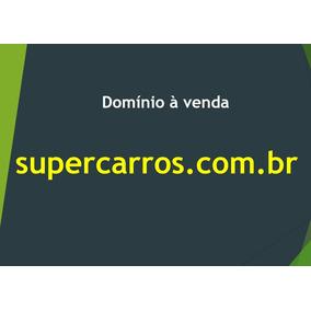 Domínio Supercarros.com.br