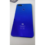 Xiaomi Mi 8 Lite 6gbram 128gb Câmera Frontal 24mp 4g Global