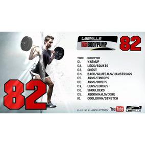 Body Systems Lesmilss Body Pump Mix 82 Envio Hoy