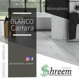 Porcelanato Blanco Carrara 60x60 Precio X Mt2
