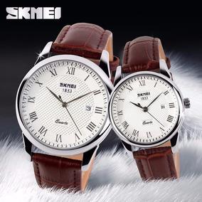 Relógios Skmei Marca Da Moda Homens E Mulheres !
