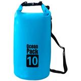 Bolso Impermeable Ocean Pack De 10 L Varios Colores En Loi