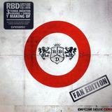 Cd+dvd Rbd Empezar Desde Cero Fan Edition Nuevo Musicanoba