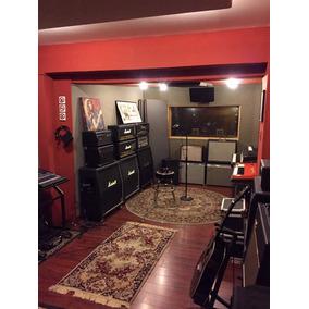 Paneles Acústicos Estudios De Grabación Y Sonex Microfono