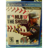 Mlb 13 The Show Para Ps-vita
