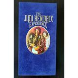 The Jimi Hendrix Experience - Box 4 Cds Importado Original