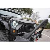 Parrilla Jeep Wrangler Enojado Jk 07-18 Angry Jeep Frente