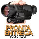 Monóculo Visão Noturna 200m Infravermelho Tático Caça Pesca b6d02854f4