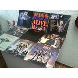 Axe,kiss,acdc,heavymetal Picture,motley Crue Lp *leer Public