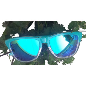 Lentes Hawkers Bicolor Tiffany Clear Blue One