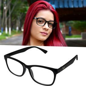 Oculo Grau Ray Ban Feminino - Óculos Armações no Mercado Livre Brasil 1ebee6045f