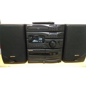 Micro System Som Gradiente Al6 Jvc Victor(aiwa Sony)