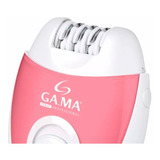 Depiladora Gama Skin Lady Dúo 2 Veloc. Kit 4 Cabezales *12