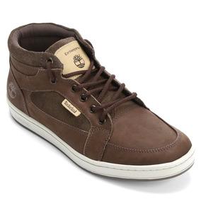 Sapatênis Timberland Ek Packer Leather Chukka M Os