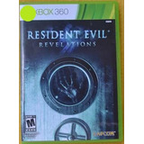 Resident Evil Revelations Xbox 360 Play Magic