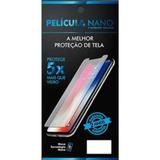 Moto G6 Plus Película Celular Nano Protector Premium