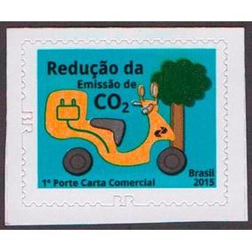 Selo Carta Comercial 1°porte Correio Frete Gratis! 120 Unid.