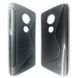 Motorola Moto G6 Play Forro Tpu Negro