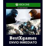 Gears Of War 4 Y Halo 5 Guardians Xbox One Juegas Online