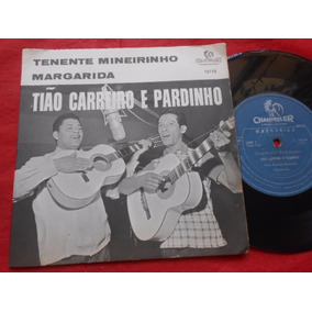 Compacto Tião Carreiro E Pardinho . - Vinil   LPs de Música no ... c0b2b8093ad