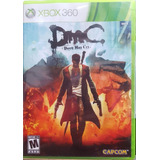Devil May Cry.-xbox 360