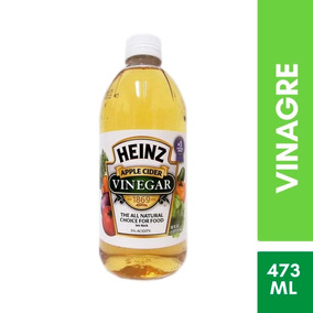 Vinagre Para Cocina Manzana Envase 473 Ml Heinz