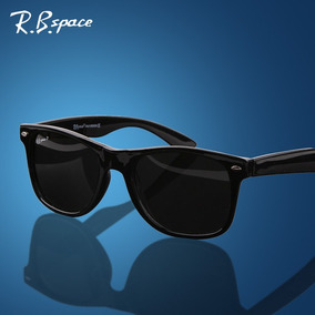 c4065274b029e Óculos De Sol R B Space Unissex Vintage Polarizados Rb4105