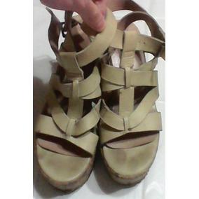 6d0f5446261de Zuecos Plataforma Corcho - Zapatos de Mujer en Mercado Libre Argentina