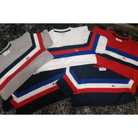 bcecb9afd9 Camiseta Lacoste Mande In France Original
