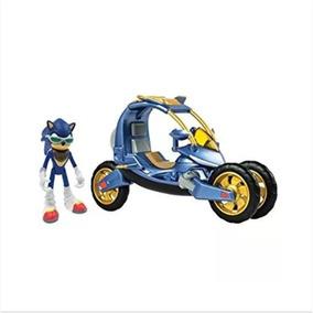 Sonic Boom Vehículo Fuerza Azul