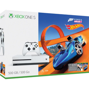 Xbox One S Forza Horizon 3 Hot Wheels Console - 500 Gb